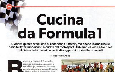Cucina da Formula1