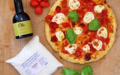Ready Flour Pizza
