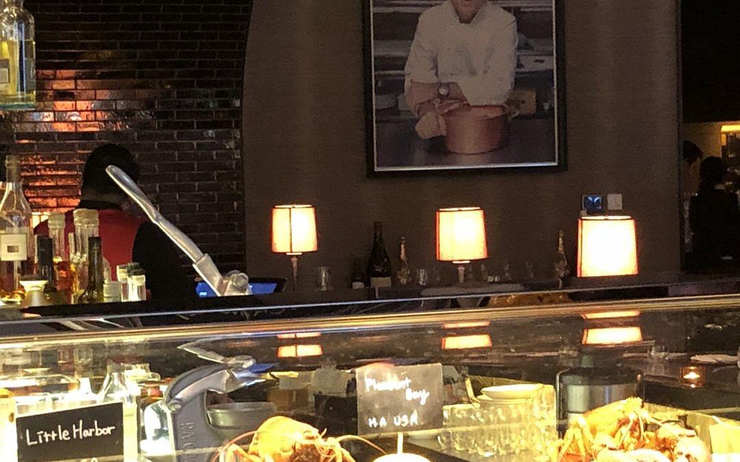 DB Bistro & Oyster Bar,Singapore